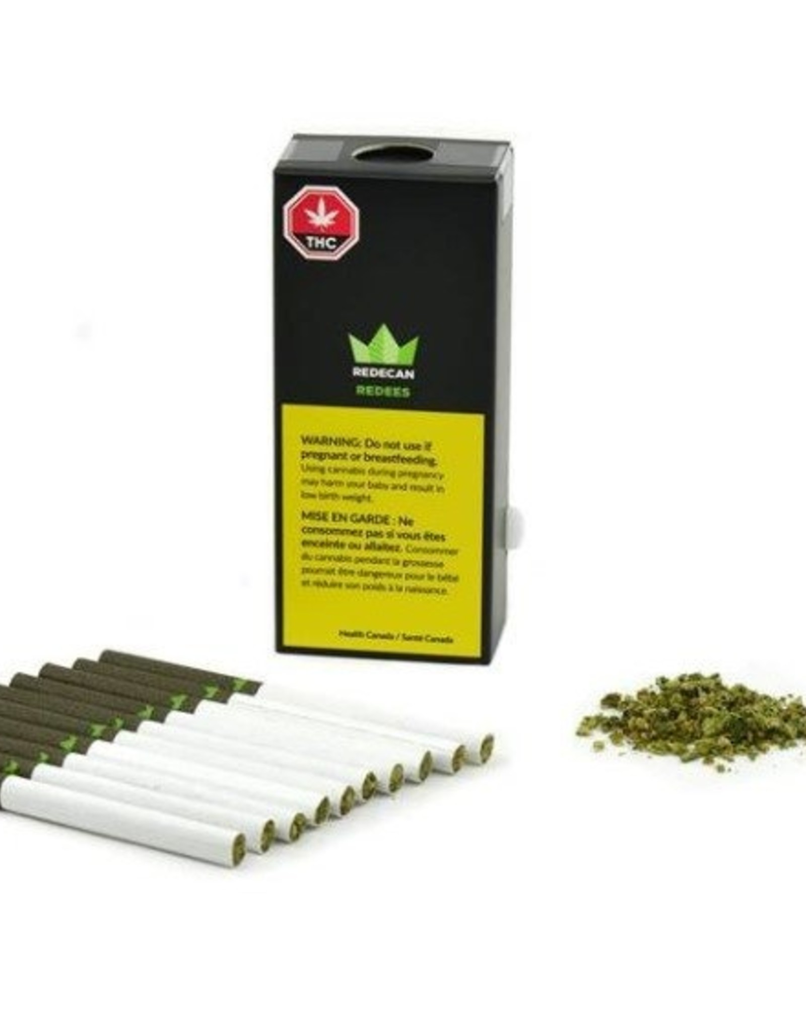 Redecan Redecan - Redees Cold Creek Kush 10 pck