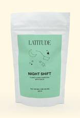 Latitude - Night Shift Bath Salt 400g
