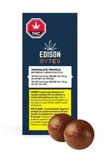 Edison Cannabis corp. Edison Bytes - Truffle  Milk Chocolate (Duo Pack)