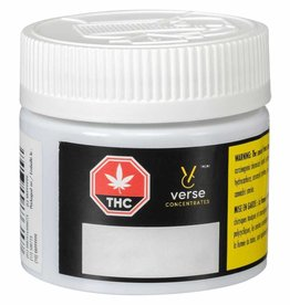 Verse Concentrates Verse Concentrates - White Rhino Crumble - 1G