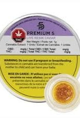 Premium5 Premium5 - Lemon Zkitz Live Resin Caviar - 0.5g