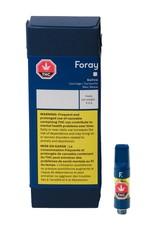 Foray **Foray - Maui Wowie Sativa Cartridge - 0.5G