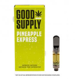 Good Supply **Good Supply - Pineapple Express Cartridge - 0.5G