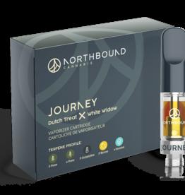 Northbound Cannabis Northbound Cannabis - Journey Vape Cartridge - 0.95G