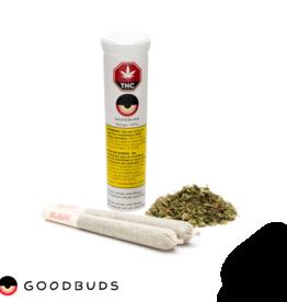 Good Buds Good Buds - Mango Taffie - 2pck