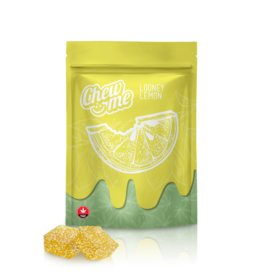 Chew Me Chew Me - Looney Lemon Gummies