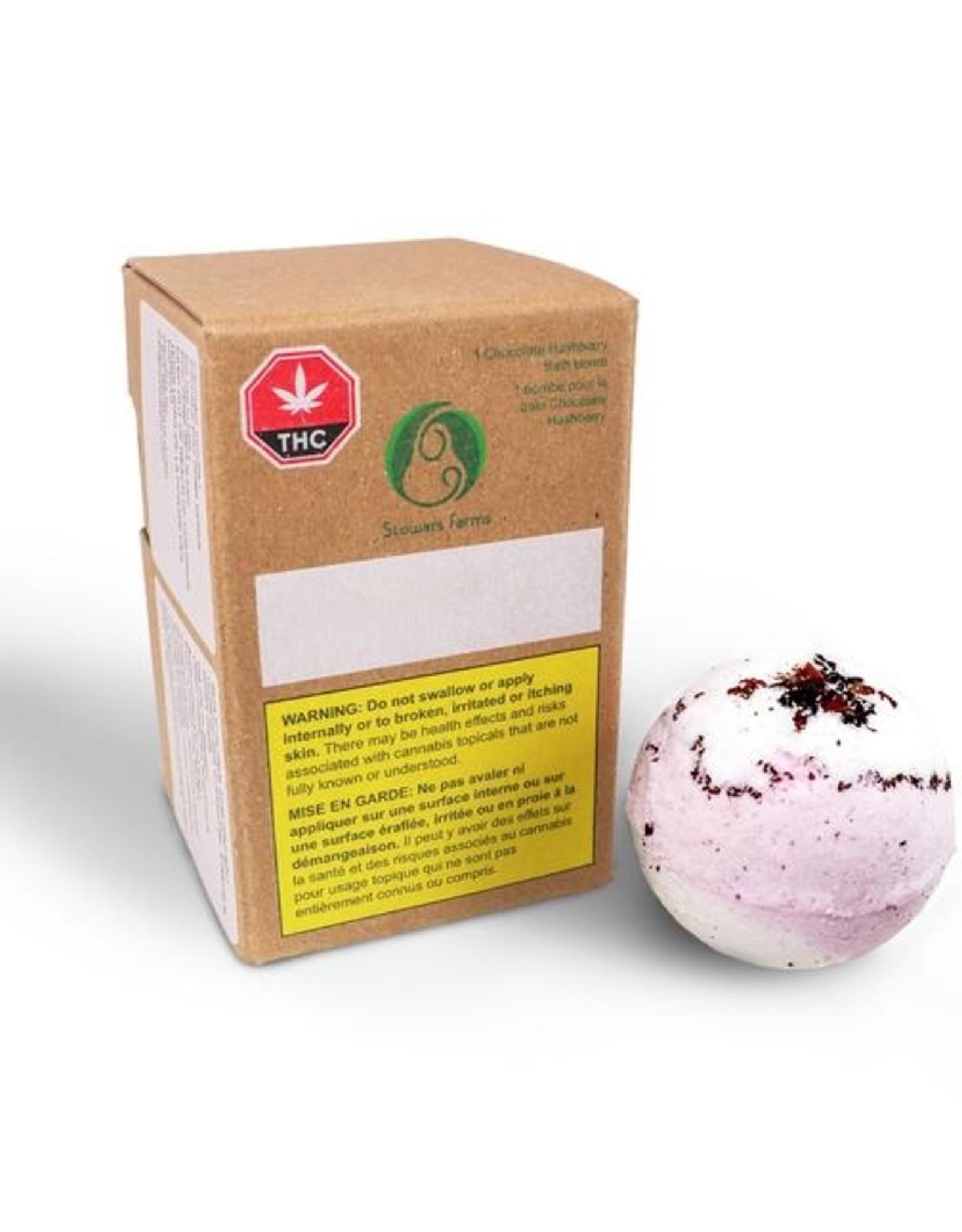 Stewart Farm Stewart Farms - Chocolate Hashberry Bath Bomb