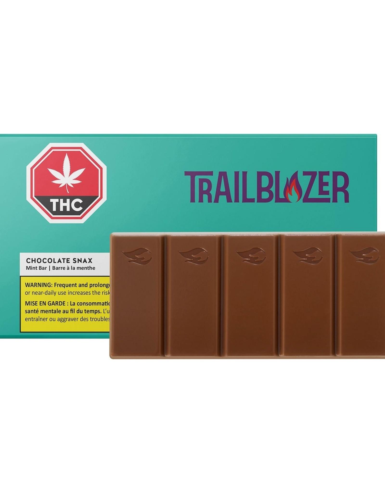 Trailblazer Trailblazer - Chocolate Snax Mint Bar