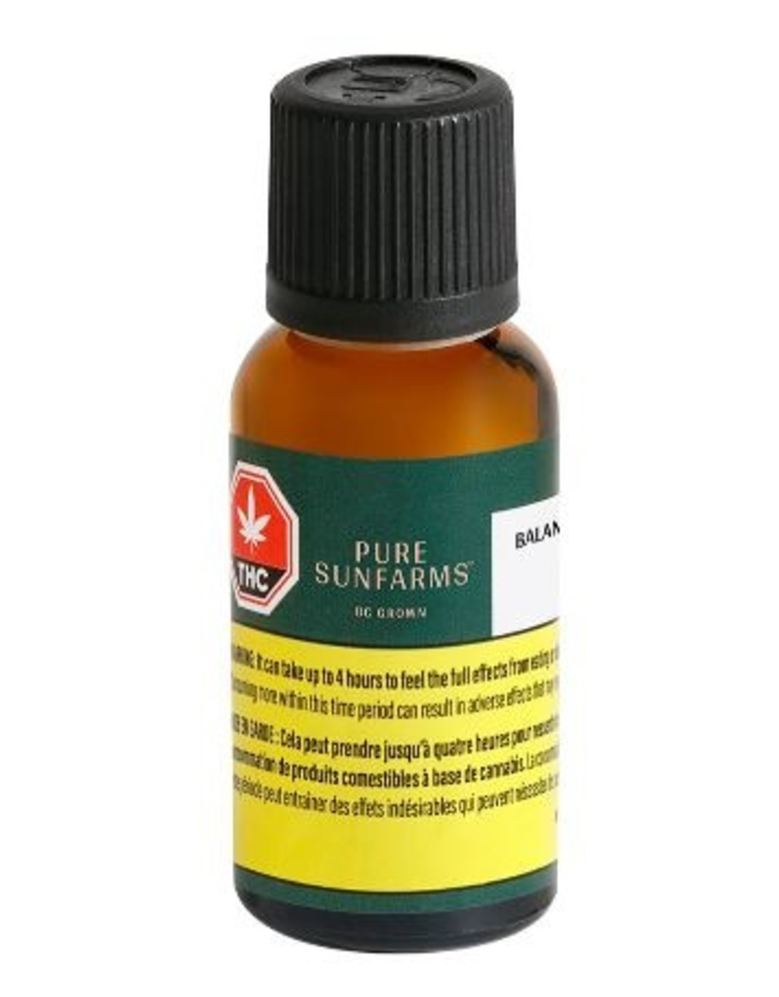 Pure Sunfarms Pure Sunfarms - Balance 15 Oil