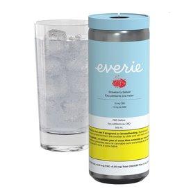 Everie Everie - Strawberry Seltzer CBD
