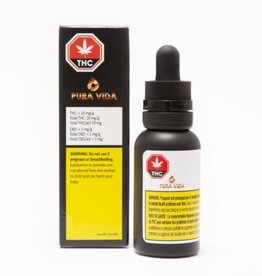 Pura Vida **Pura Vida - Daybreak Sativa Honey Oil Drops 30ml