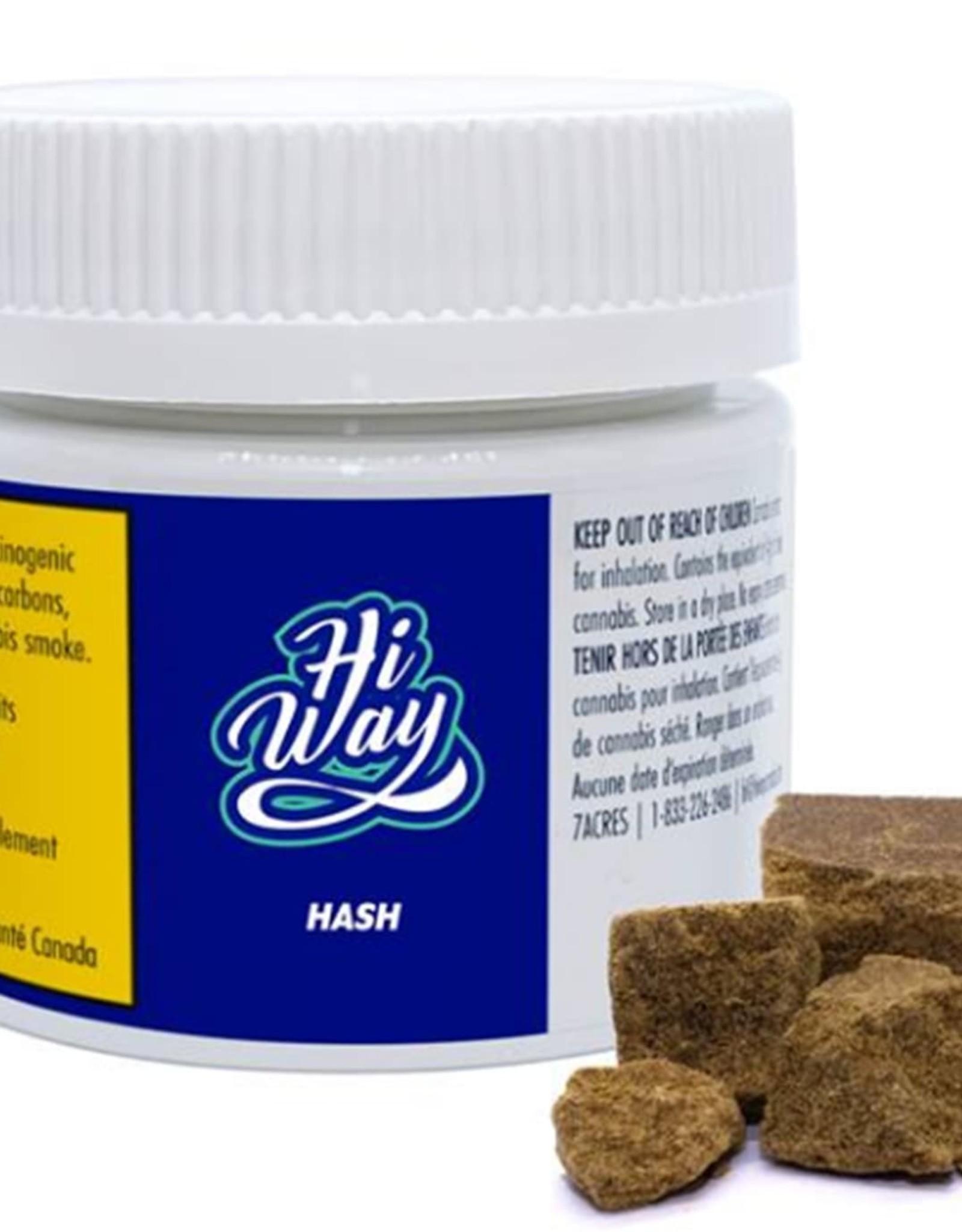 Blissco. **Blissco - Hiway Hash - 2g