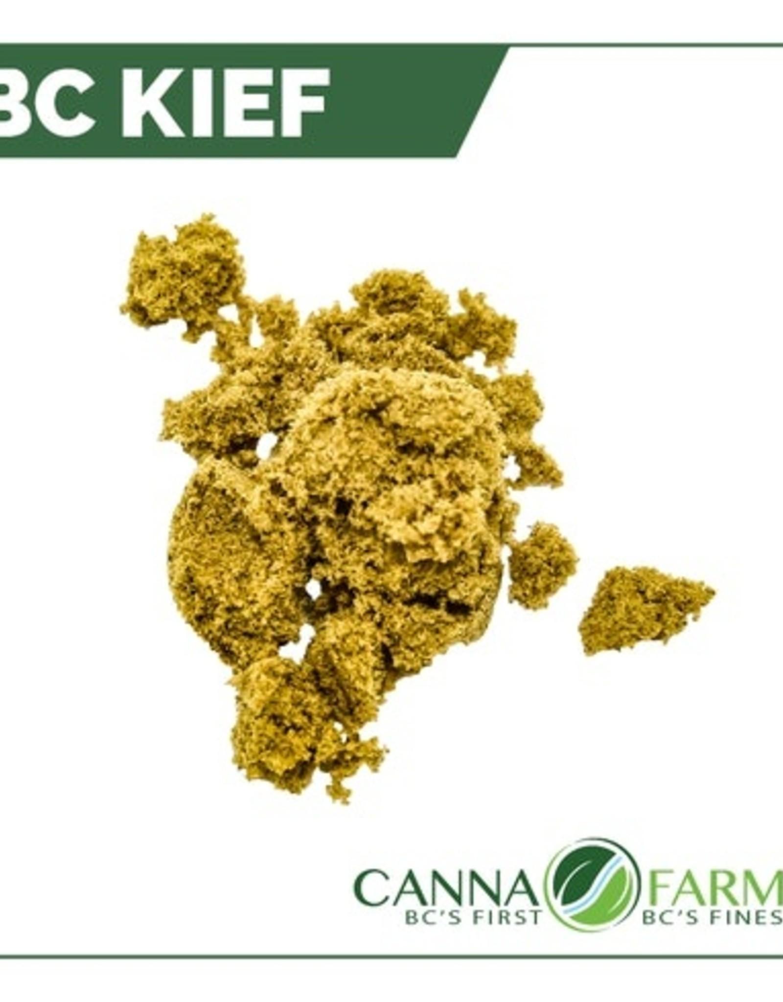 Canna Farms **Canna Farms - BC Kief - 1g