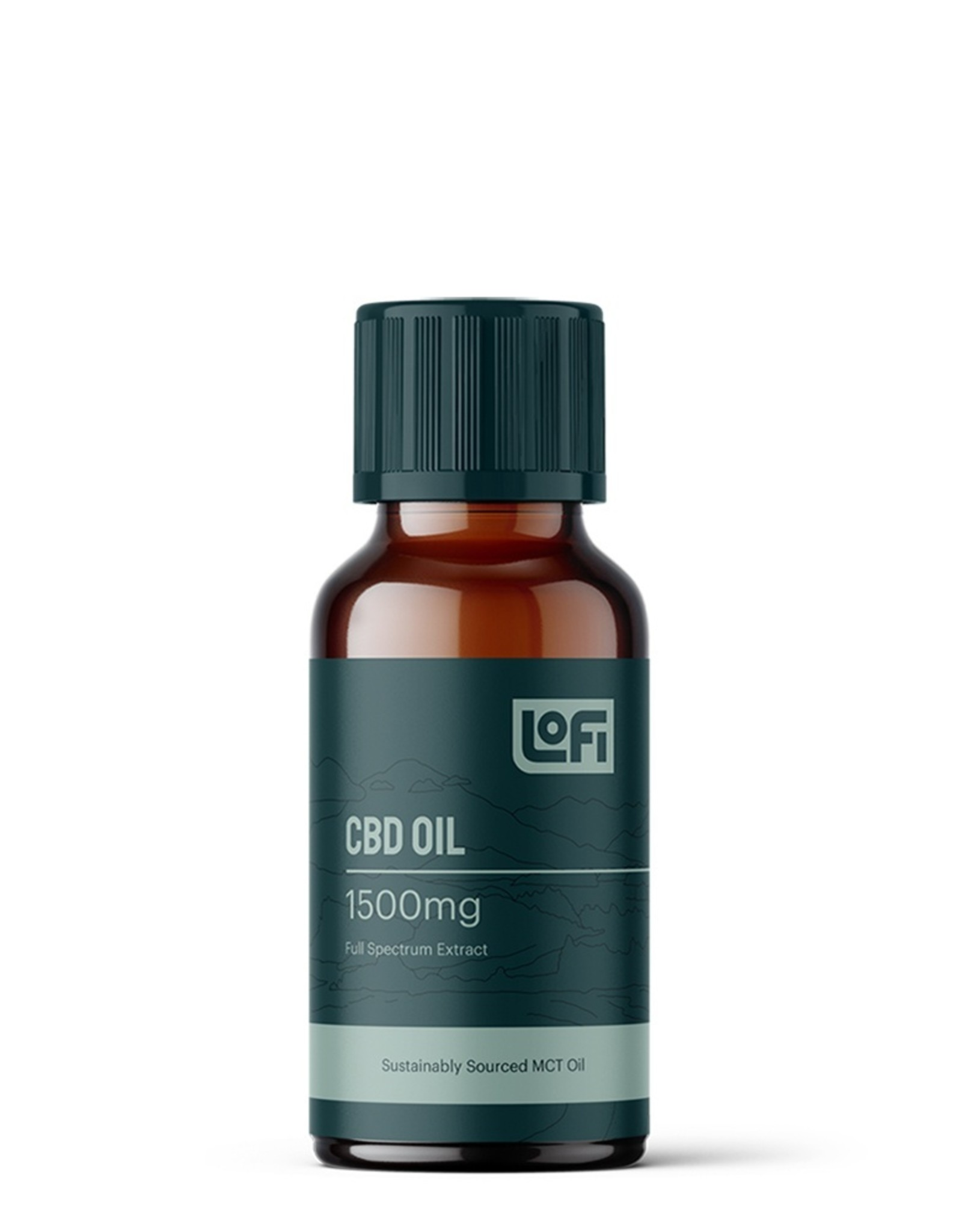 ? LoFi - CBD Oil 1500 - 30ml