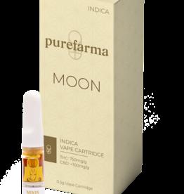 Pure Farma *Pure Farma - Indica Moon Cartridge - 0.5g