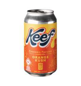 Keef Keef - Orange Kush Classic Soda