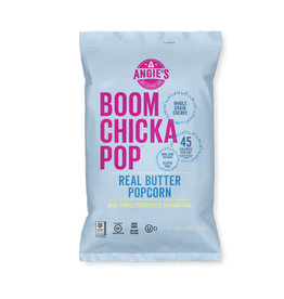 Angies BOOMCHICKAPOP Angie's BOOMCHICKAPOP - Popcorn, Real Butter (125g)