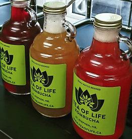 Tea of Life Tea of Life - Growler Fill/Refill, Peach Apricot