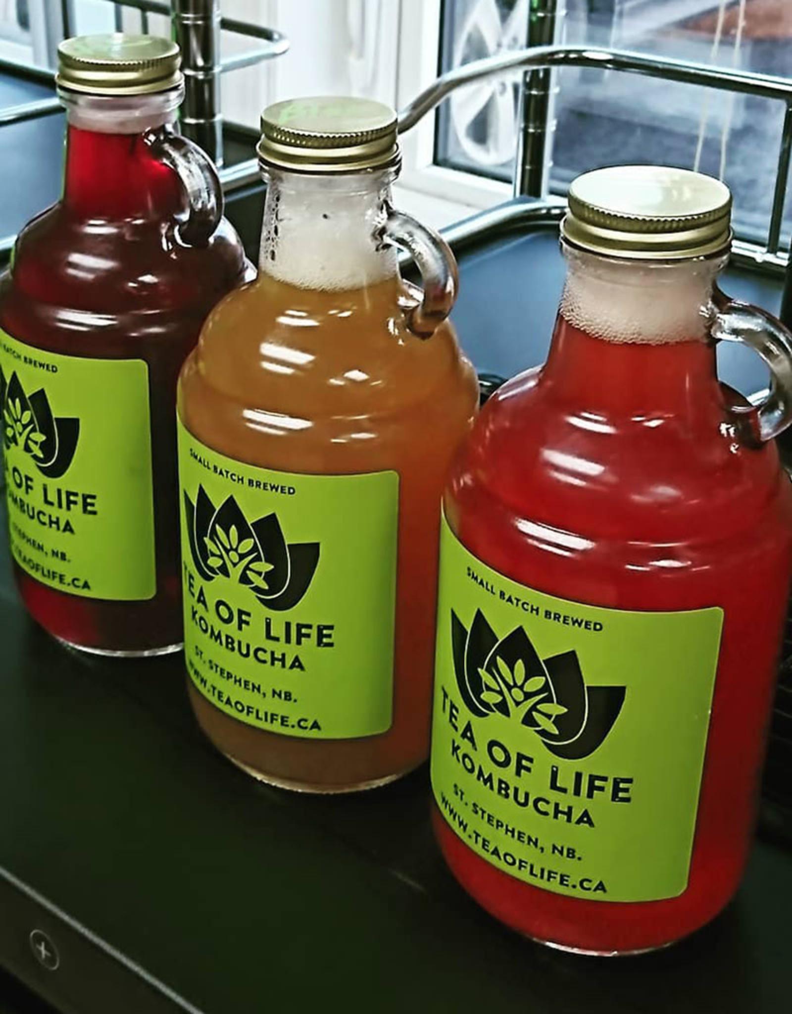 Tea of Life Tea of Life - Growler Fill/Refill, Winter Cherry