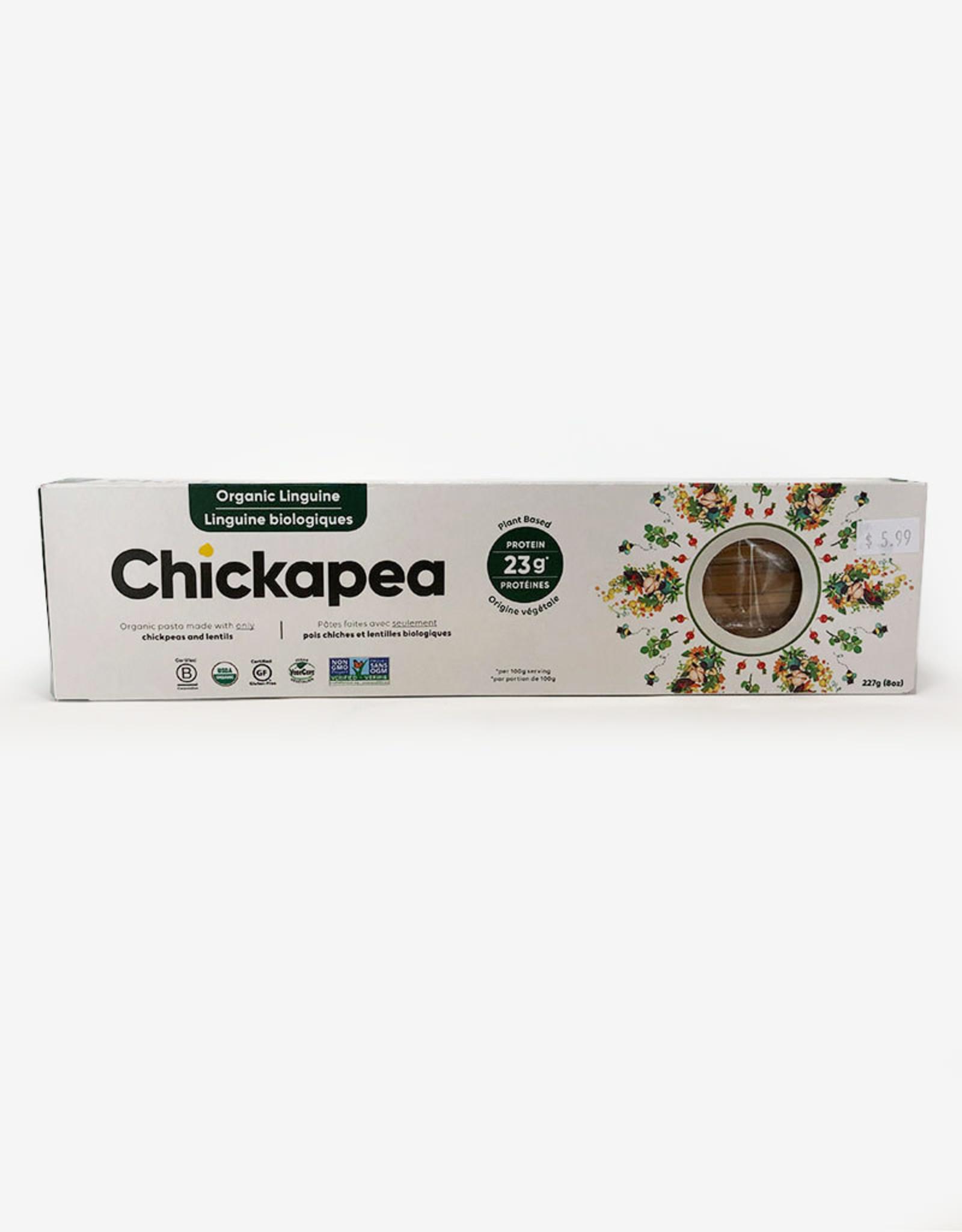 Chickapea Chickapea - Chickpea Lentil Pasta, Linguine (227g)