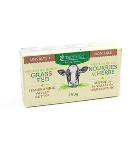 Thornloe Thornloe - Grass Fed Butter, Unsalted (250g)