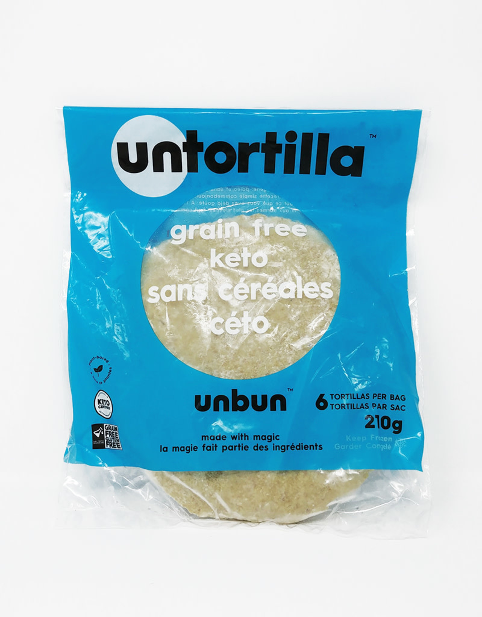 Unbun Unbun - Untortilla (210g)