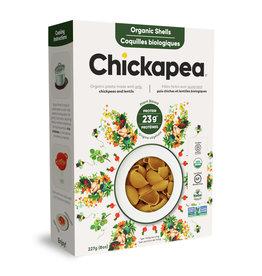 Chickapea Pasta Chickapea - Chickpea Lentil Pasta, Shells (227g)