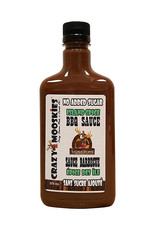 Crazy Mooskies Crazy Mooskies - No Sugar Added BBQ Sauce, Island Spice (375ml)