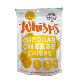 Whisps Whisps - Cheese Crisps, Cheddar