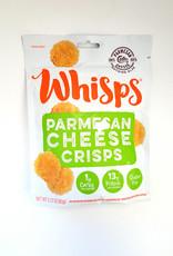 Whisps Whisps - Cheese Crisps, Parmesan