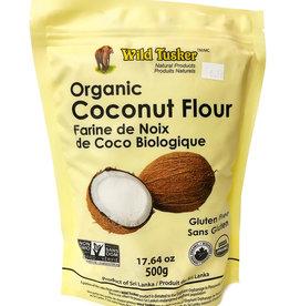 Wild Tusker Wild Tusker - Organic Coconut Flour (500g)