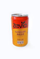 Zevia Zevia - Mixer, Ginger Beer (single)