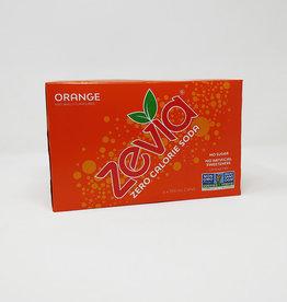 Zevia Zevia - Soda, Orange (6pk)