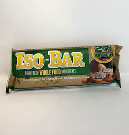 Fit Stars Products Inc. Fit Stars - Iso-Bar, Almond Chocolate