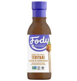Fody Food Co. Fody - Sauce, Teriyaki (236ml)