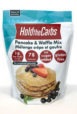 Hold the Carbs Hold the Carbs - Pancake Waffle Mix (320g)