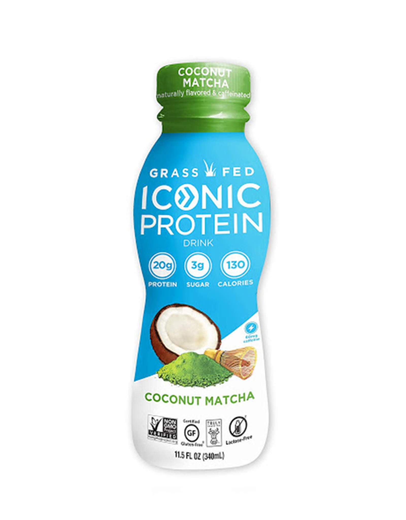 Iconic Protein Iconic Protein - Coconut Matcha