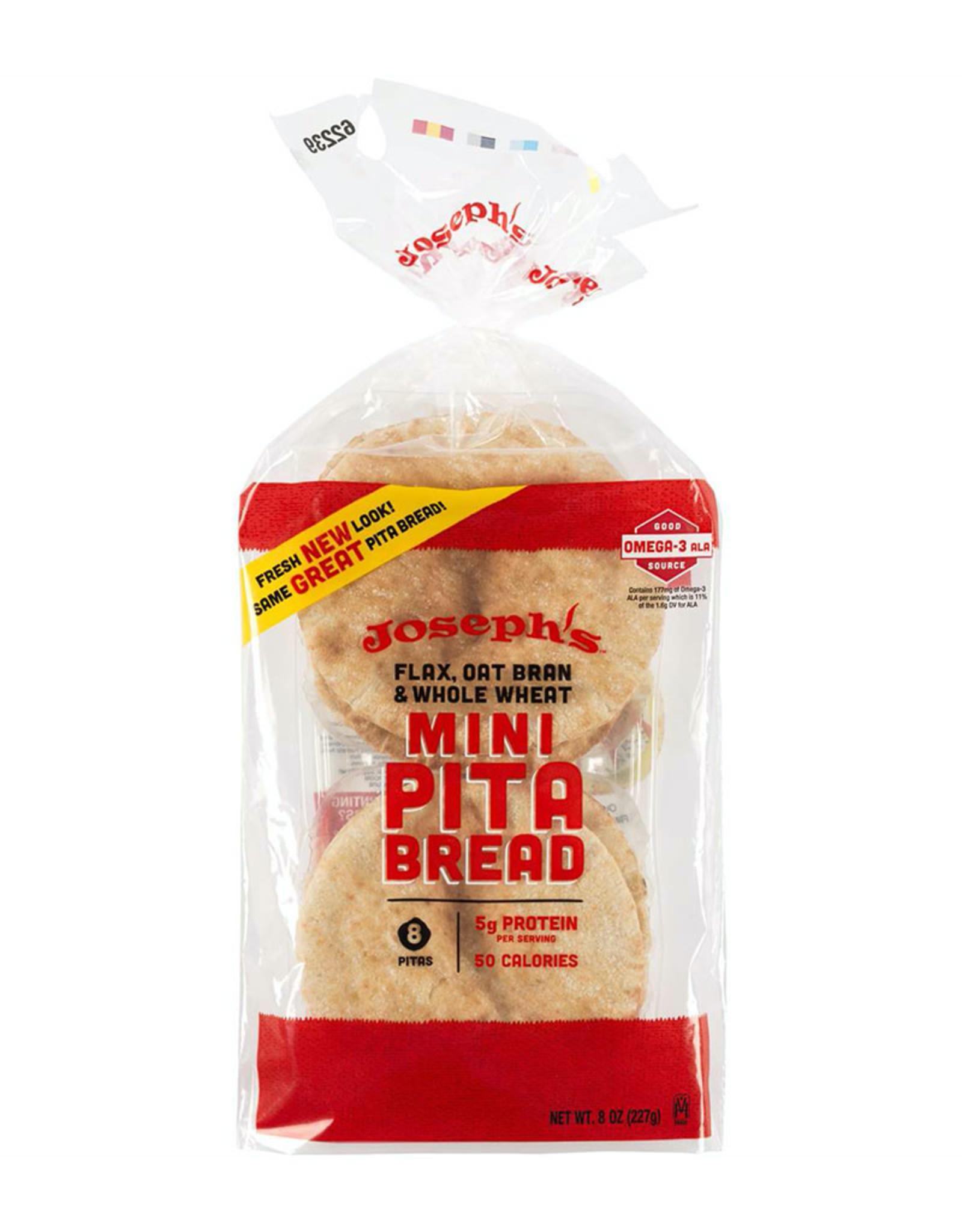 Josephs Bakery Josephs Bakery - Pita Bread, Mini (8pk)