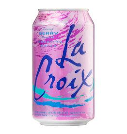 La Croix La Croix - Sparkling Water, Berry (Single)