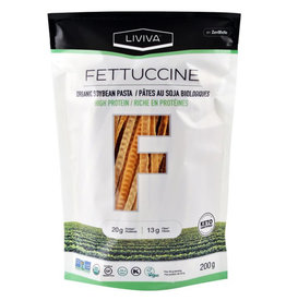 Liviva by Zeroodle Liviva - Edamame Mung Bean, Fettuccine