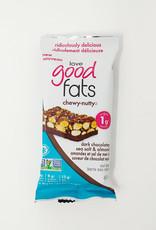 Love Good Fats Love Good Fats - Chewy-Nutty, Dark Chocolatey Sea Salt & Almond (40g)