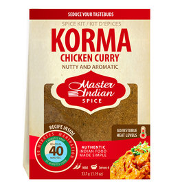 Master Indian Spice Master Indian Spice - Korma Curry