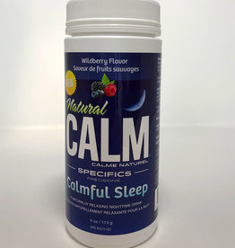 Natural Calm Canada Natural Calm - Calmful Sleep, Wildberry (113g)