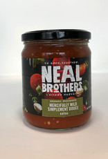 Neal Brothers Neal Brothers - Organic Salsa, Mercifully Mild (410ml)
