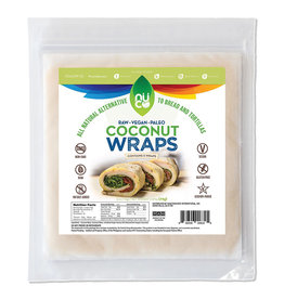 Nuco Nuco - Coconut Wraps, Original (5pk)