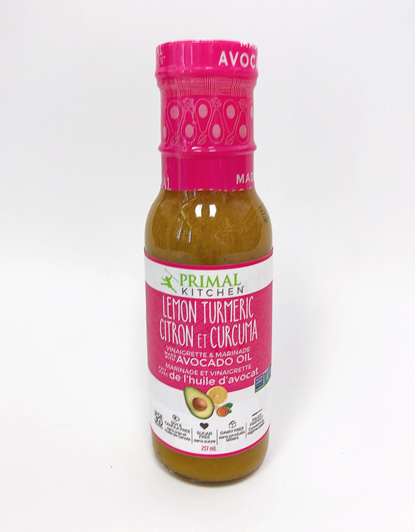 Primal Kitchen Primal Kitchen - Dressing, Lemon Turmeric Vinaigrette (237ml)