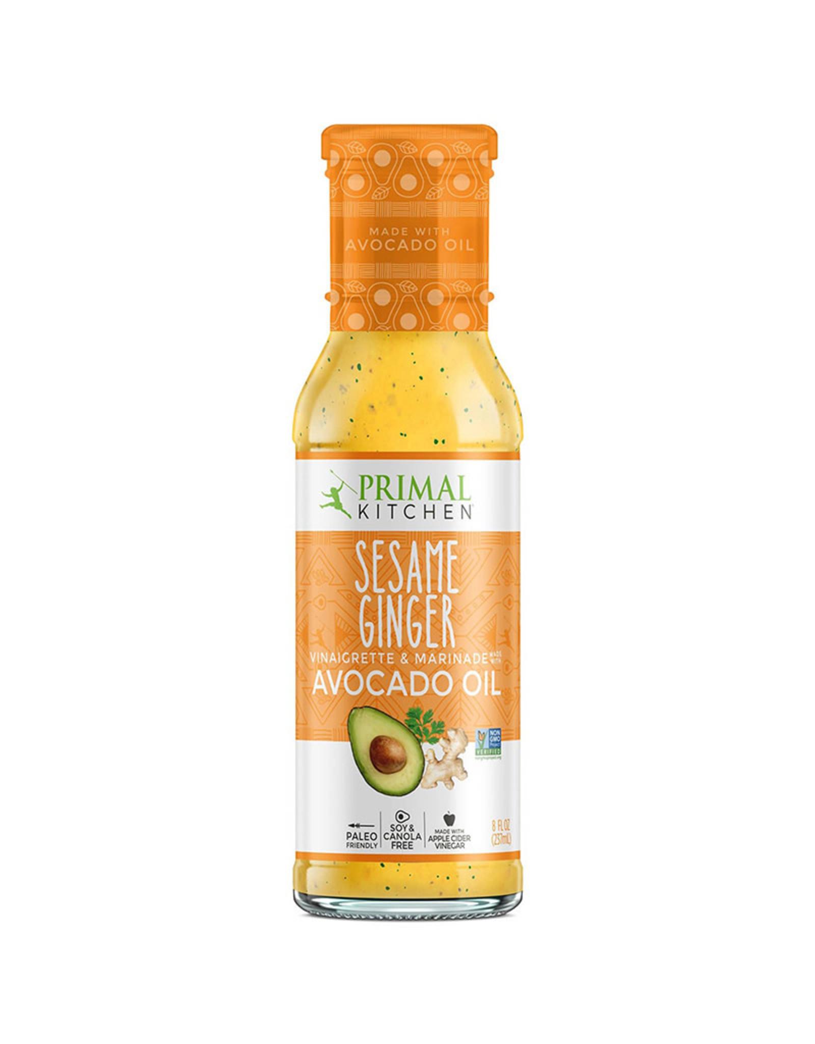 Primal Kitchen Primal Kitchen - Dressing, Sesame Ginger Vinaigrette (237ml)