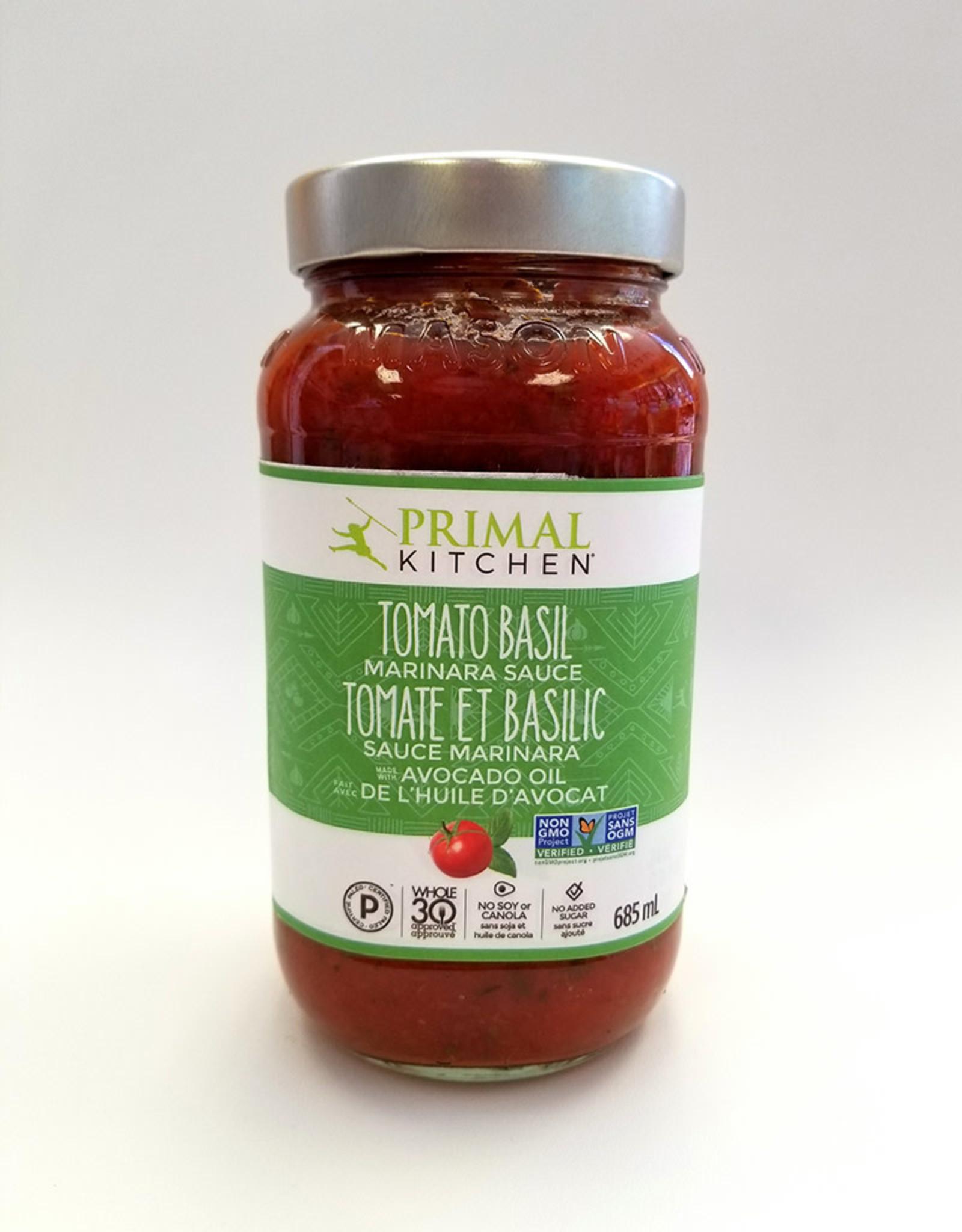 Primal Kitchen Primal Kitchen - Sauce, Tomato Basil (685ml)