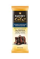 RAW Revolution Raw Revolution - Glo, Double Chocolate Brownie Batter