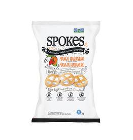 Spokes Spokes - Puffed Potatoes, Mango Habanero (80g)